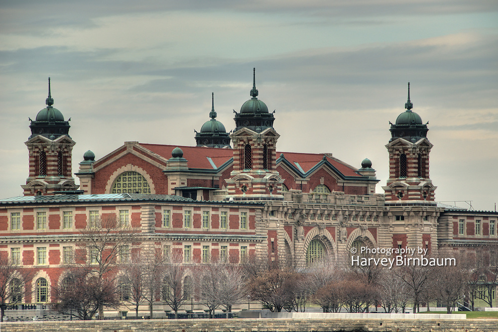 Ellis Island, New York Exterior