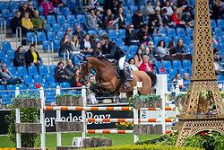 Nieberg Gerrit, GER, Quibelle de la Coeur<br /> CHIO Aachen 2019<br /> Weltfest des Pferdesports<br /> © Hippo Foto - Stefan Lafrentz<br /> Nieberg Gerrit, GER, Quibelle de la Coeur