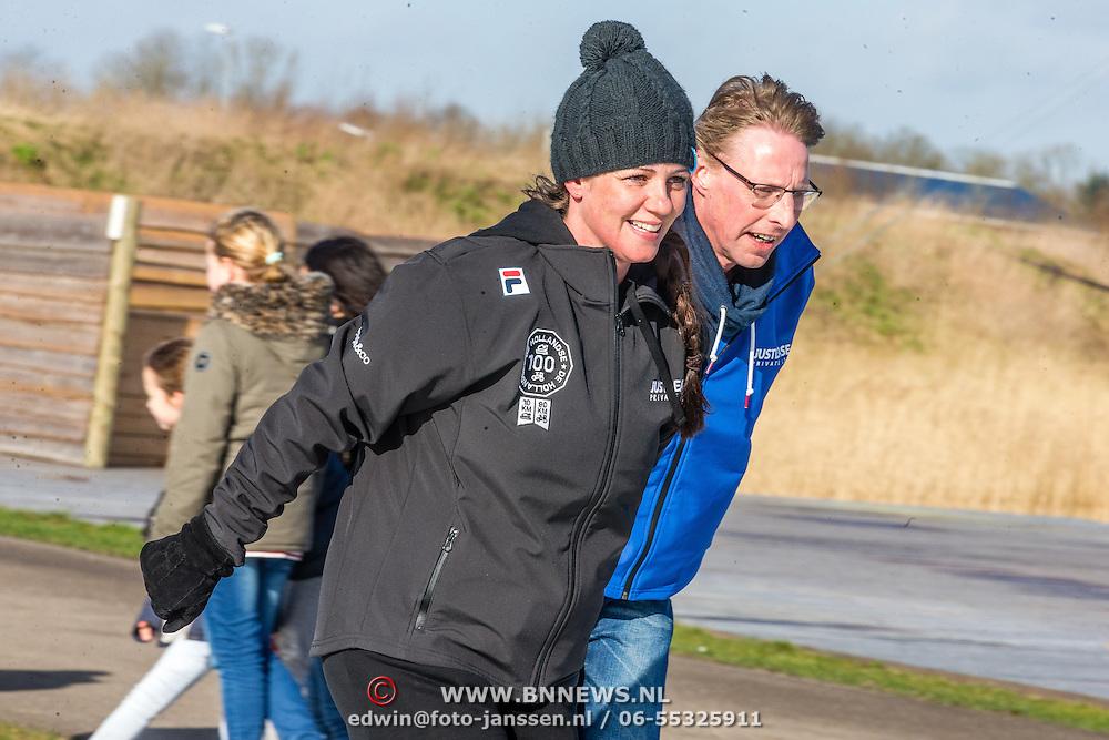 NLD/Biddinghuizen//20170305 - De Hollandse 100 - Stichting Lymph & Co 2017, Prinses Annette