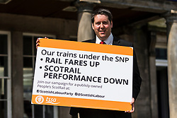 Labour Transport spokesperson Neil Bibby challenges the SNP to match Labour's policy to run our railways for passengers, not for profit.