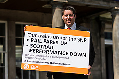 Labour challenge SNP rail policy | Edinburgh | 16 May 2017