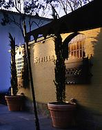 Sevilla Restaurant by DesignArc.