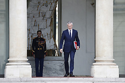 July 28, 2017 - Paris, France - Bruno Le Maire  (Credit Image: © Panoramic via ZUMA Press)