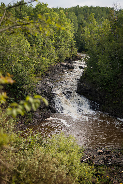 Views of nature in Duluth, Minnesota on Saturday, Aug. 8, 2020.