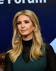 Ivanka Trump participates in a panel discussion at the Generation Next Summit at the White House in Washington, DC on Thursday, March 22, 2018. 22 Mar 2018 Pictured: Ivanka Trump participates in a panel discussion at the Generation Next Summit at the White House in Washington, DC on Thursday, March 22, 2018. Credit: Ron Sachs / CNP. Photo credit: Ron Sachs - CNP / MEGA TheMegaAgency.com +1 888 505 6342