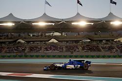 November 26, 2017 - Abu Dhabi, United Arab Emirates - Motorsports: FIA Formula One World Championship 2017, Grand Prix of Abu Dhabi, .#9 Marcus Ericsson (SWE, Sauber F1 Team) (Credit Image: © Hoch Zwei via ZUMA Wire)