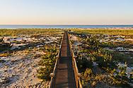 Boardwalk to Beach, Southampton, Long Island, Ny, Designed by Robert A. M. Stern
