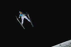 Nika Prevc during National championship in ski jumping in NC Planica on December 23rd, Rateče, Slovenia. Photo by Grega Valancic / SPORTIDA