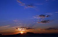 Midnattssol, midnight sun
