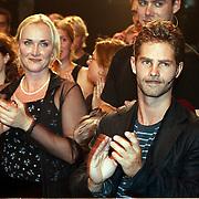 Laatste voorstelling Elisabeth, Marleen van Houten en Danny de Munk