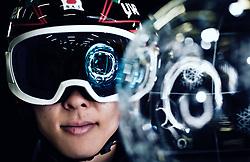 24.03.2019, Planica, Ratece, SLO, FIS Weltcup Ski Sprung, Skisprung, Finale, im Bild Gesamtweltcupsieger Ryoyu Kobayashi (JPN) mit der grossen Kristallkugel waehrend eines Fotoshootings // Overall Worldcup Winner Ryoyu Kobayashi of Japan with the Crystal Globe during a Photoshooting after the FIS Ski Jumping World Cup Final 2019. Planica in Ratece, Slovenia on 2019/03/24. EXPA Pictures © 2019, PhotoCredit: EXPA/ JFK