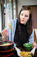 Laura in Japan<br /> Photo: Christina Sjögren<br /> Copyright 2018, All Rights Reserved