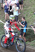 5st placed Connor Fearon AUS on the Crankworx Rotorua downhill track