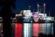 Colorado Belle riverboat casino at Laughlin, Nevada