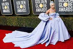 January 6, 2019 - Beverly Hills, Kalifornien, USA - Lady Gaga bei der Verleihung der 76. Golden Globe Awards im Beverly Hilton Hotel. Beverly Hills, 06.01.2019 (Credit Image: © Future-Image via ZUMA Press)