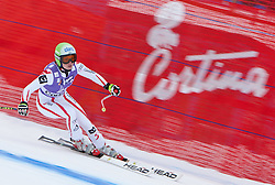 19.01.2011, Tofana, Cortina d Ampezzo, ITA, FIS World Cup Ski Alpin, Lady, Cortina, Abfahrt 1. Training, im Bild Anna Fenninger (AUT, #20) // Anna Fenninger (AUT) during FIS Ski Worldcup ladies downhill first training at pista Tofana in Cortina d Ampezzo, Italy on 19/1/2011. EXPA Pictures © 2011, PhotoCredit: EXPA/ J. Groder