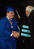 Gilford High School Graduation at Meadowbrook Pavilion Saturday, June 11, 2011.Gilford High School graduation June 11, 2011.