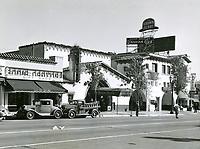 1938 Brown Derby on Vine St.