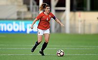 Fotball , 15. September 2017 ,  VM-kvalifisering kvinner<br /> Norge - Nord-Irland 4-1<br /> Womens world cup Qual.<br /> Norway - Northern Ireland<br /> Maren Mjelde , Norge