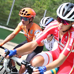 26-09-2020: wielrennen: WK weg vrouwen: Imola <br />Marianne Vos