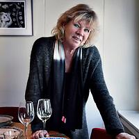 Nederland. Maastricht. 8 april 2015.<br /> Marianne Kicken, ZZP-er en 50 plusser.<br /> Foto: Jean-Pierre Jans