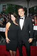 4 May 2010- New York, New York- Dr. Oz and wife, Lisa at Time 100 Gala celebrating the 100 Most Influential People in the World held at The Time Warner Center on  May 4, 2010 in New York City.