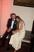 GUY RITCHIE; JACQUI AINSLEY, Luminous -Celebrating British Film and British Film Talent,  BFI gala dinner & auction. Guildhall. City of London. 6 October 2015.