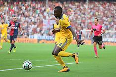 Genoa CFC v Juventus - 26 Aug 2017