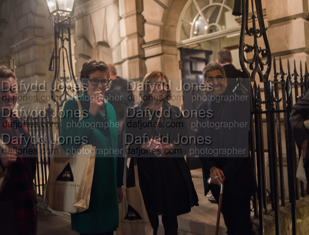 , SONNY MEHTAEveryman 25th Anniversary party, Spencer House. St. James' Place. London. SW1. 26 October 2016