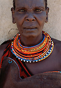 Stare, Mjemps Tribe woman