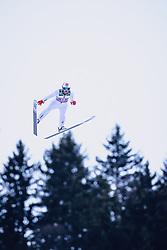 01.01.2020, Olympiaschanze, Garmisch Partenkirchen, GER, FIS Weltcup Skisprung, Vierschanzentournee, Garmisch Partenkirchen, Wertungssprung, im Bild Daniel Andre Tande (NOR) // Daniel Andre Tande of Norway during his competition Jump for the Four Hills Tournament of FIS Ski Jumping World Cup at the Olympiaschanze in Garmisch Partenkirchen, Germany on 2020/01/01. EXPA Pictures © 2019, PhotoCredit: EXPA/ JFK