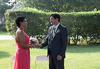 Paul and Sasha's wedding, August 9, 2008.