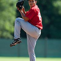 Baseball - MLB European Academy - Tirrenia (Italy) - 20/08/2009 - Francesco Cozzolino (Italy)