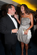 ED VAIZEY; OLIVIA COLE, 2012 GQ Men of the Year Awards,  Royal Opera House. Covent Garden, London.  3 September 2012