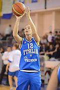 DESCRIZIONE : Parma Palaciti Nazionale Italia femminile Basket Parma<br /> GIOCATORE : Francesca Mariani<br /> CATEGORIA : tiro<br /> SQUADRA : Italia femminile<br /> EVENTO : amichevole<br /> GARA : Italia femminile Basket Parma<br /> DATA : 13/11/2012<br /> SPORT : Pallacanestro <br /> AUTORE : Agenzia Ciamillo-Castoria/ GiulioCiamillo<br /> Galleria : Lega Basket A 2012-2013 <br /> Fotonotizia :  Parma Palaciti Nazionale Italia femminile Basket Parma<br /> Predefinita :