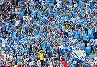 uruguay supporters<br /> Nizhny Novgorod 06-07-2018 Football FIFA World Cup Russia  2018 Uruguay - France / Uruguay - Francia <br /> Foto Matteo Ciambelli/Insidefoto