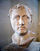 Pompey (Gnaeus Pompeius Magnus), Pompey the Great 106 BC –  48 BC,  military and political leader of the late Roman Republic. established himself in the ranks of Roman nobility by successful leadership in several campaigns