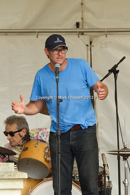 Scenes from the Somerley Beer and Music Festival 2012. Ringwood, UNITED KINGDOM. September 01 2012..Photo Credit: Mark Chappell.© Mark Chappell 2012. All Rights Reserved. See instructions.