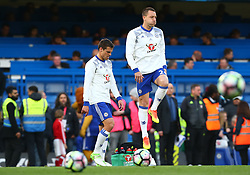 May 8, 2017 - London, England, United Kingdom - Chelsea's John Terry during the pre-match warm-up during Premier League match between Chelsea and Middlesbrough at Stamford Bridge, London, England on 08 May 2017. (Credit Image: © Kieran Galvin/NurPhoto via ZUMA Press)