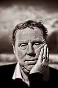 Harry Rednapp portrait