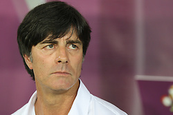 09.06.2012, Arena Lwiw, Lemberg, UKR, UEFA EURO 2012, Deutschland vs Portugal, Gruppe B, im Bild TRENER JOACHIM LOEW (GER) // during the UEFA Euro 2012 Group B Match between Germany and Portugal at the Arena Lviv, Lviv, Ukraine on 2012/06/09. EXPA Pictures © 2012, PhotoCredit: EXPA/ Newspix/ Tomasz Jastrzebowski..***** ATTENTION - for AUT, SLO, CRO, SRB, SUI and SWE only *****