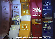 York County, PA. Fair  Award Ribbons