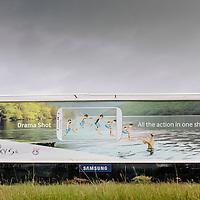 Clear Channel - Samsung, Glasgow & Edinburgh