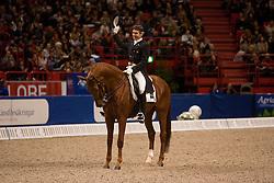 Van Essen Aat (NED) - Premier<br /> Stockholm International Horse Show 2009<br /> © Hippo Foto - Rinaldo de Craen
