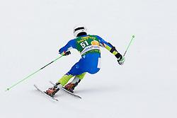 KRANJEC Zan of Slovenia during the 2nd Run of 7th Men's Giant Slalom - Pokal Vitranc 2013 of FIS Alpine Ski World Cup 2012/2013, on March 9, 2013 in Vitranc, Kranjska Gora, Slovenia. (Photo By Vid Ponikvar / Sportida.com)