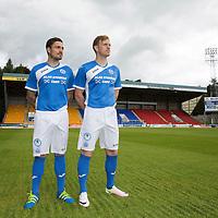 St Johnstone New Kit & Sponsor