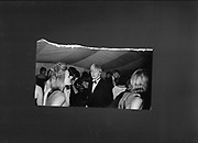 Boris Johnson, Peckwater dance, Christchurch college. Test strip from the Oxford Box