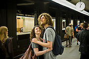Brussels, Belgium, Jun 18, 2009, Brussel central station. PHOTO © Christophe Vander Eecken