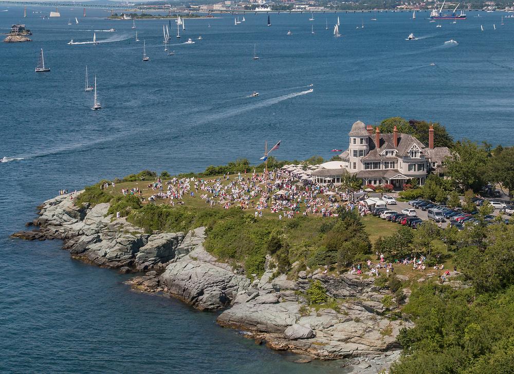 2016 Newport to Bermuda Race