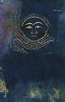 Ancient Sufi medicine man.
